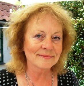 Kunstmaler Birgitte Nielsen