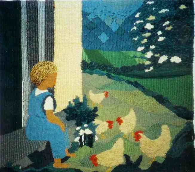 Mikkel og hønsene