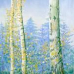 birketræer 60x80